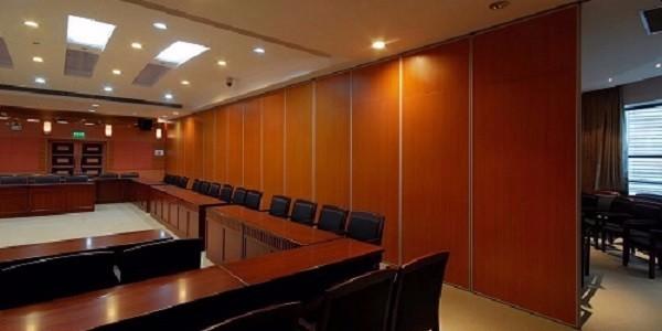 会议室为何要使用折叠隔音隔断