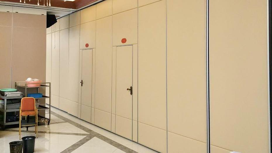 65型软包可活动隔断墙