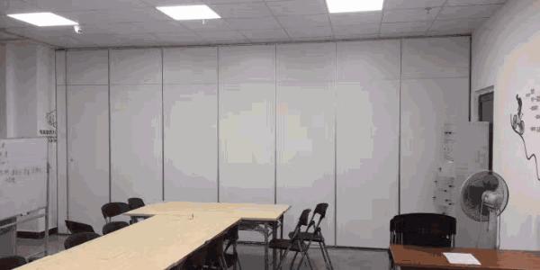 活动多功能隔断在会议厅的应用