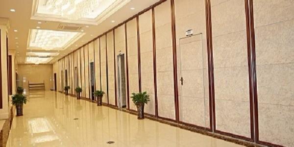 会议室隔断墙,给外界噪声按下静音键