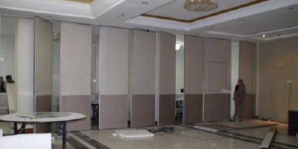 折叠隔音隔断墙的用法与好处