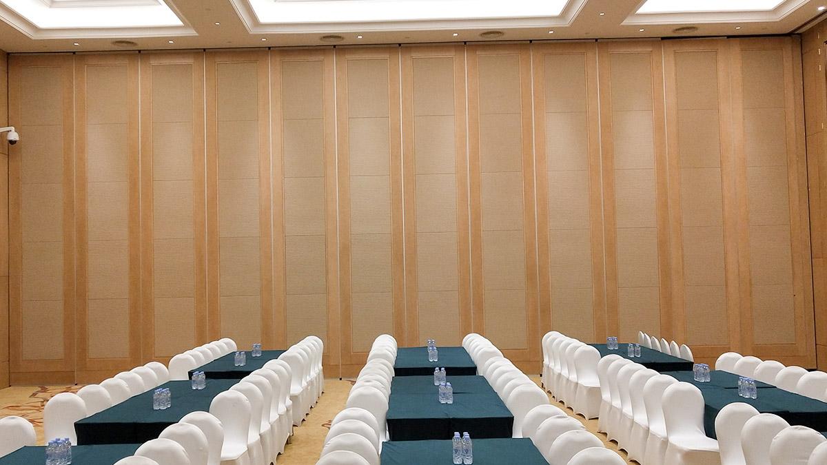 苏州维也纳国际酒店移动隔断