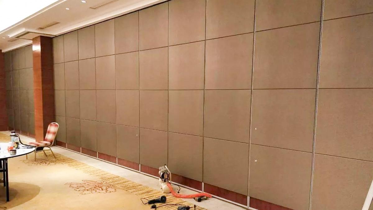 海门东恒盛国际酒店移动隔断
