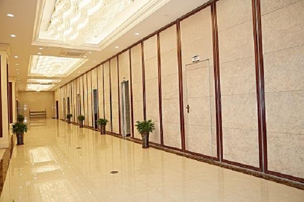 南京活动隔断折叠门