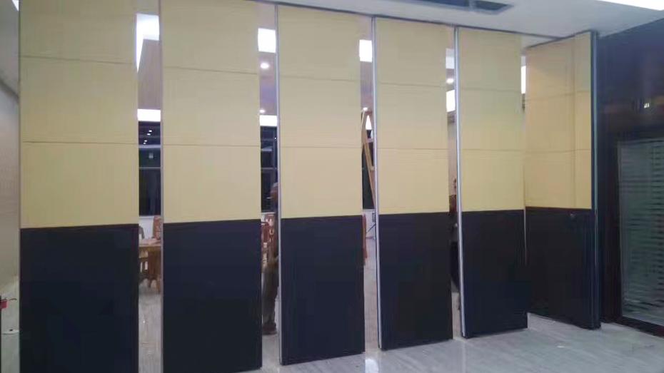 65型拼接软包活动隔音墙