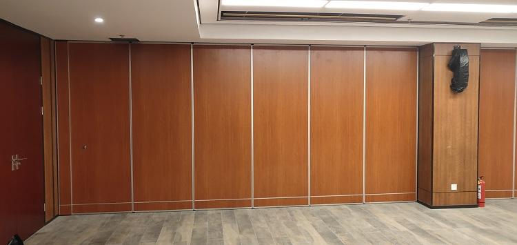 宴会厅用隔断墙