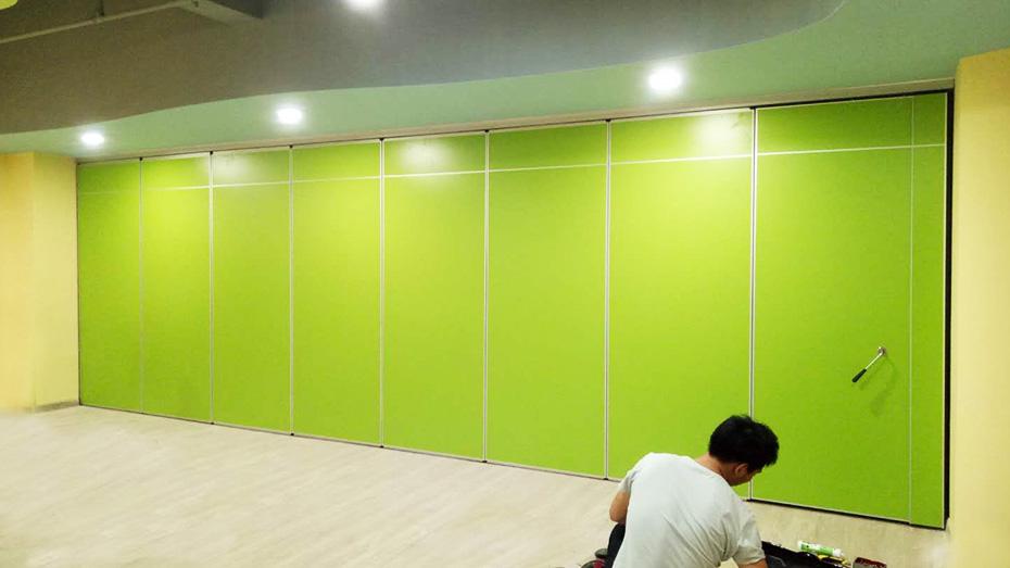65型免漆板移动隔音墙