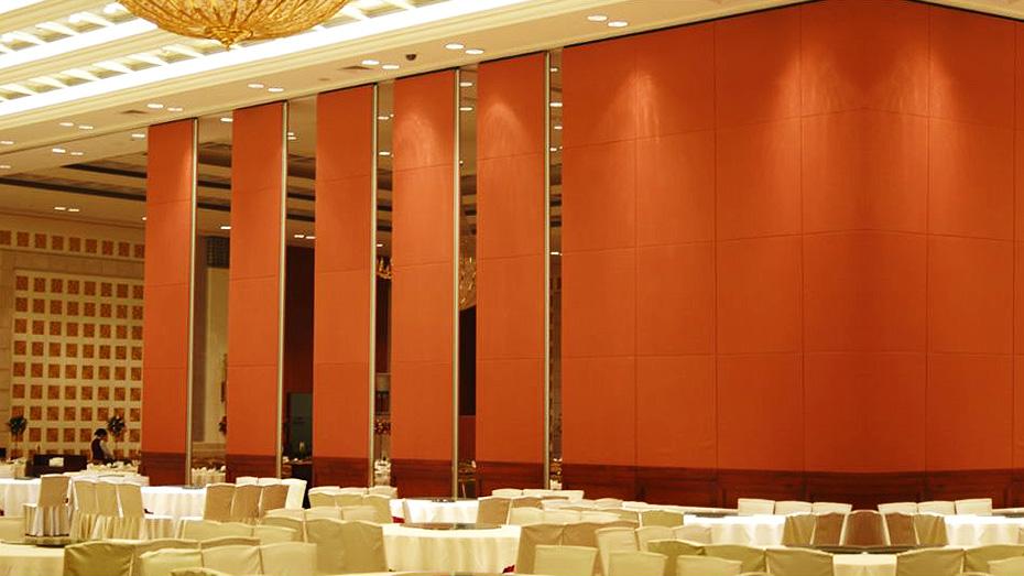 100型工艺硬包酒店隔断墙